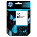 HP 40A Black Inkjet Cartridge