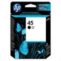 HP Inkjet Crtg 45A Black Large